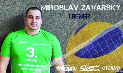 Bc.Miroslav Zavarský