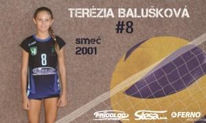 Terézia Balušková