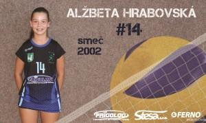 Alžbeta Hrabovská