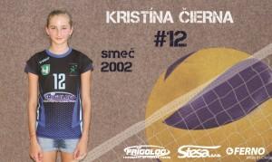 Kristína Čierna