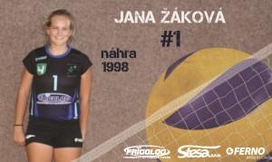 Jana Žáková