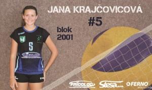 Jana Krajčovičová