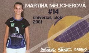 Martina Melicherová