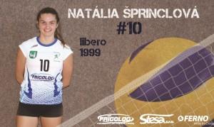 Natália Šprinclová