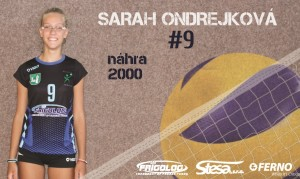 Sarah Ondrejková