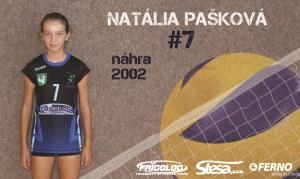 Natália Pašková