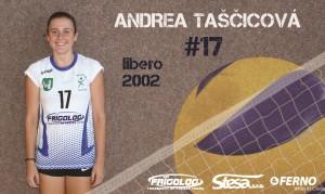 Andrea Taščicová