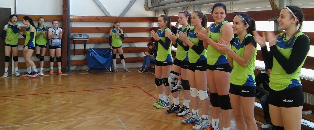 U-15 Penultimate play-off round with Plalas VK Levice