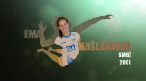 Ema Mašlániová