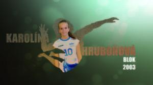 Karolína Hruboňová