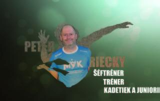 Peter Riecky - tréner