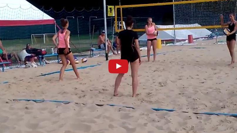 VIDEO zo sústredenia v plážovom volejbale