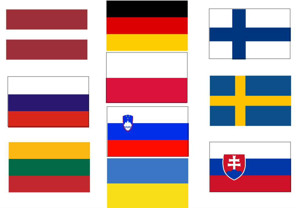 vlajky Starogard Gdanski