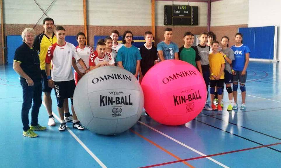 kinball vo Francúzsku