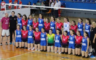 MVK Nové Mesto na Beograd Trophy 2018