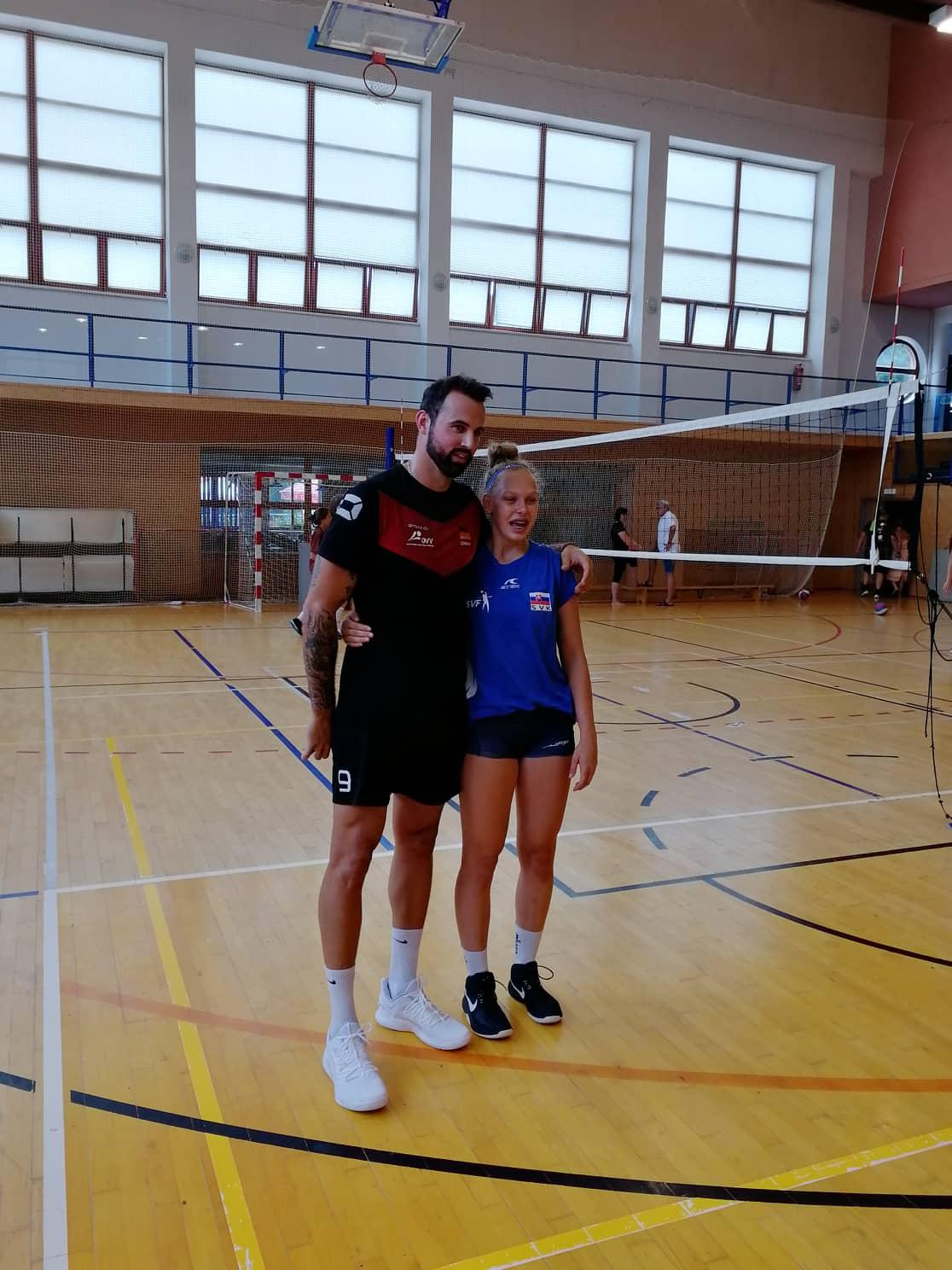 Volejbalová akademie Luhačovice