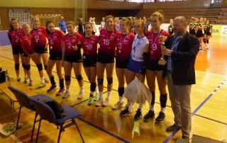 Juniorky víťazné v Trnave