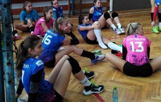 volejbal kadetky MVK