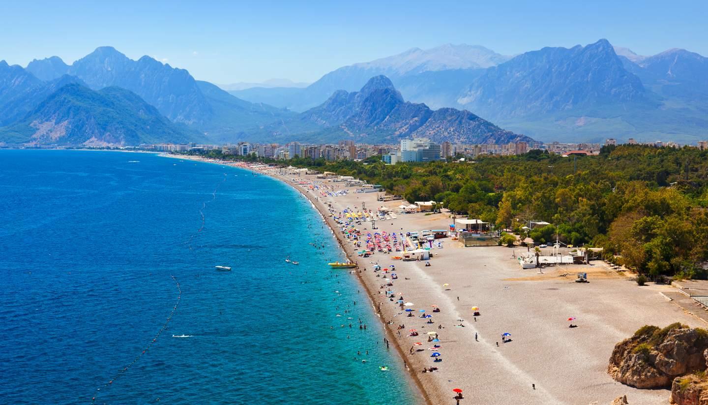 Turkey-Antalya