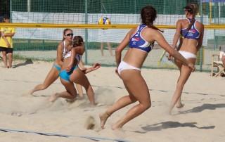 Majstrovstvá Európy beach volejbal