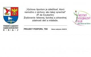 projekt podporil TSK