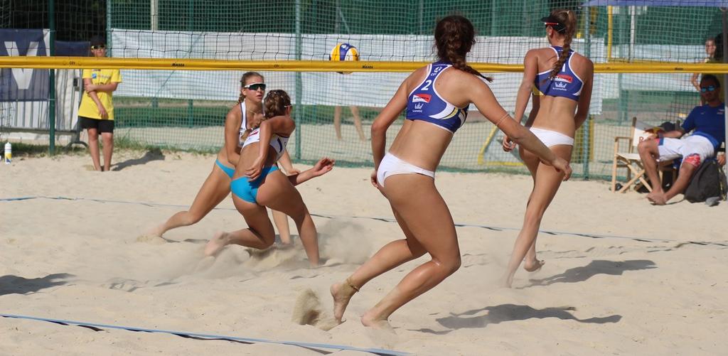 beach volejbal MVK