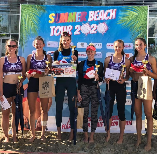 Summer beach tour 2020