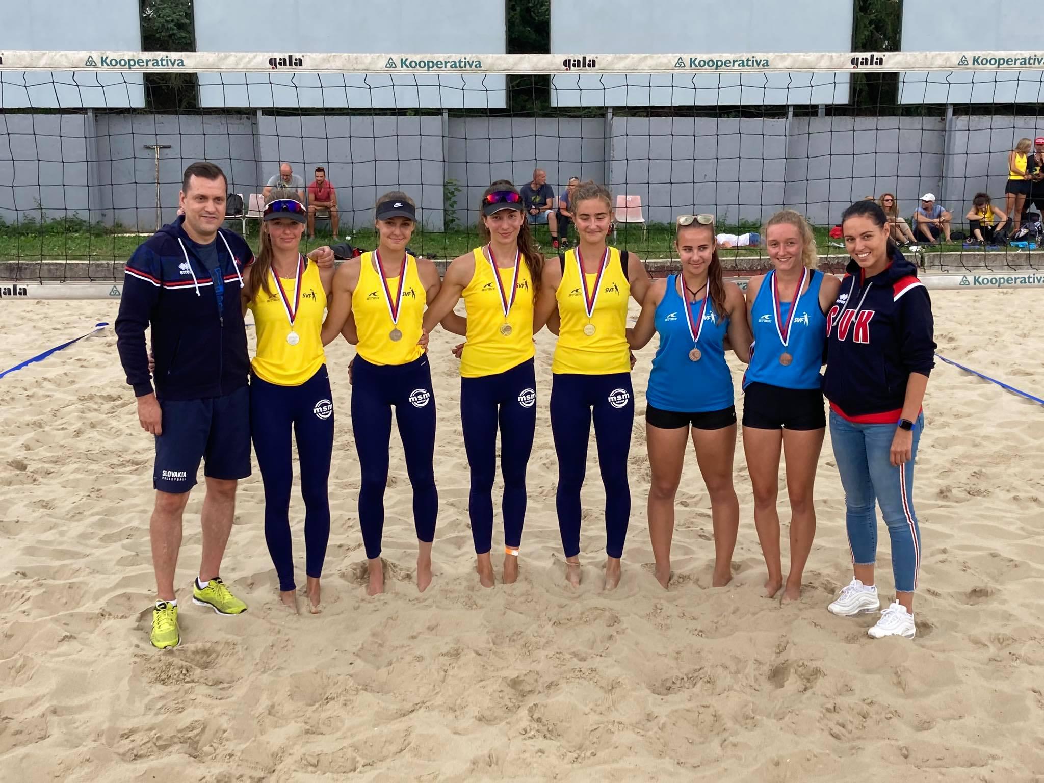 MSR U18 beach Žilina4